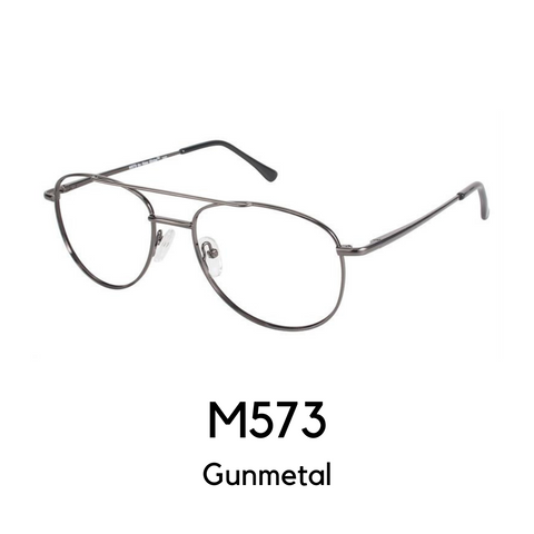 M573 Gunmetal Reader