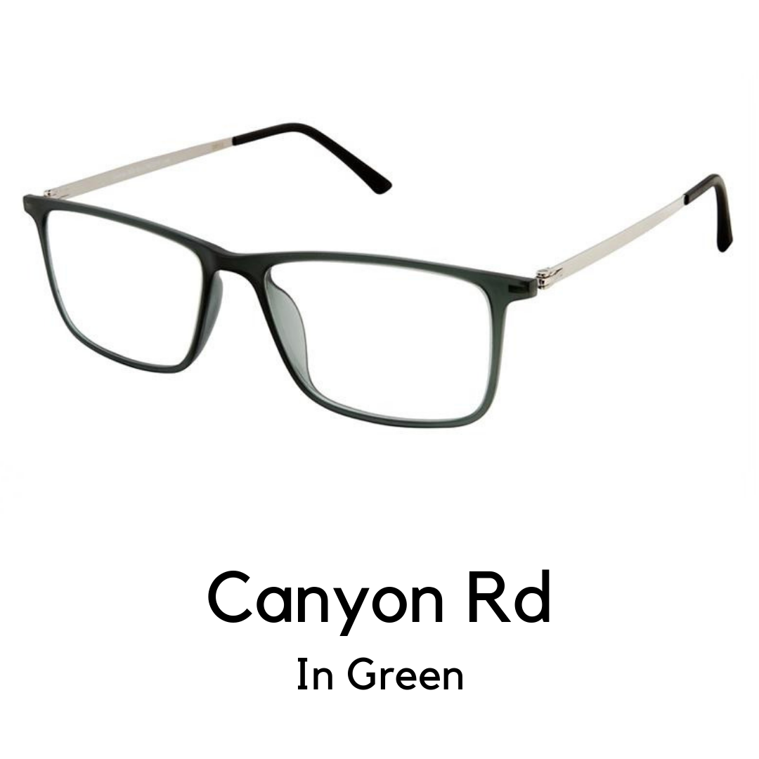 Canyon Rd Green