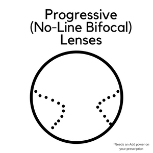 Progressive (No Line Bifocal)