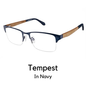 Tempest Navy (55 Eye Size)