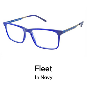Fleet St Navy