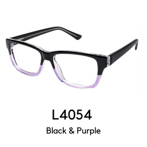 L4054 Black & Purple