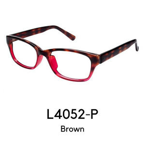 L4052-P Brown Reader