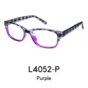 L4052-P Purple Reader