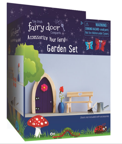 Fairy Door Garden Set