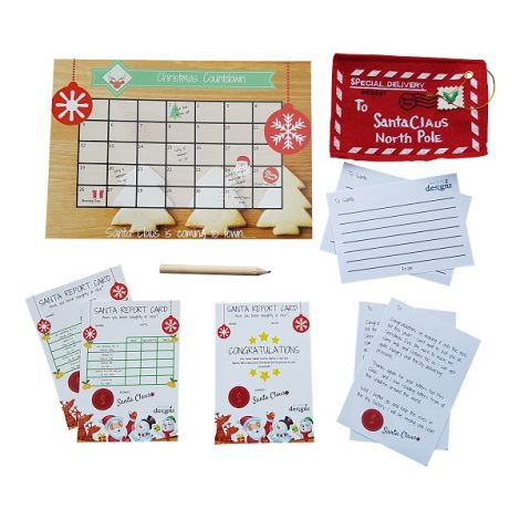 Christmas Letter Writing Pack - Letters to Santa