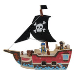 Kit Pax Wooden Pirate Ship