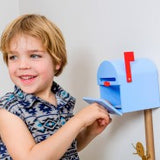 Dear Little Designs Mailbox (Red or Blue)