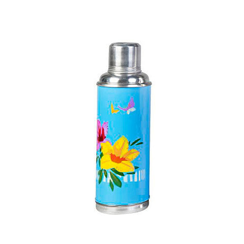 Thermos Flask 1.2l in Pink, White or Blue