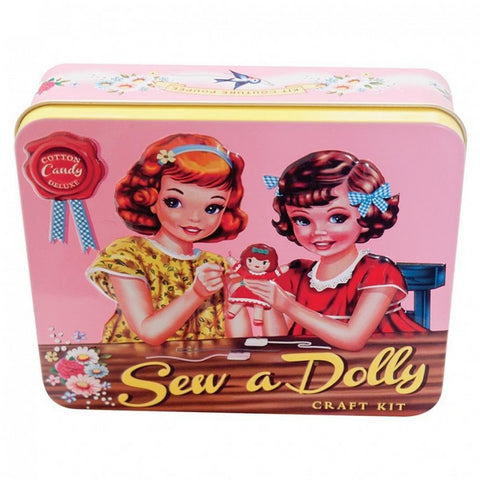 Sew a Dolly Craft Kit