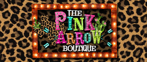GIFT CARD - The Pink Arrow Boutique