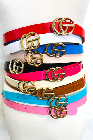 Glamour Girl Belt