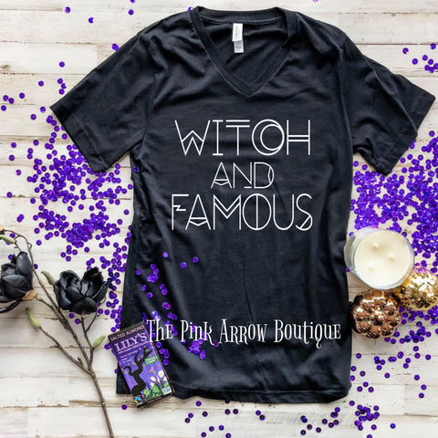 Witch & Famous
