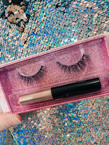Boss Up Magnetic Lashes