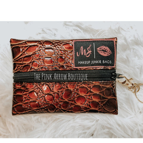 Bourbon Micro MJ Bag Keychain - The Pink Arrow Boutique