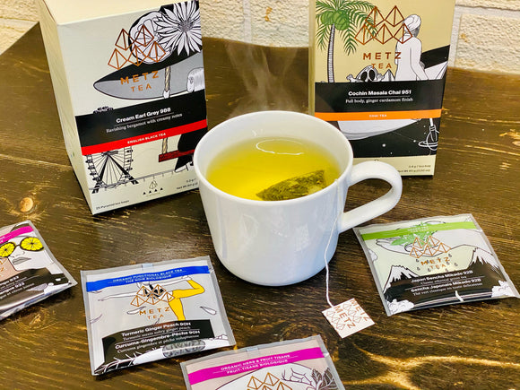 New Tea Collection!