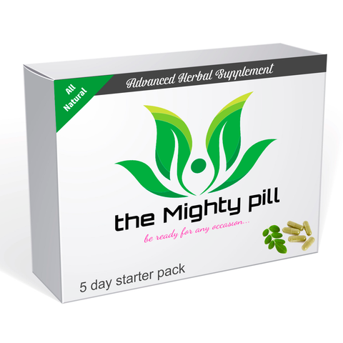 The Mighty Pill - 5 Day Starter Pack - FREE SHIPPING
