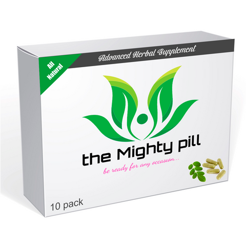 The Mighty Pill - 10 Pack - FREE SHIPPING
