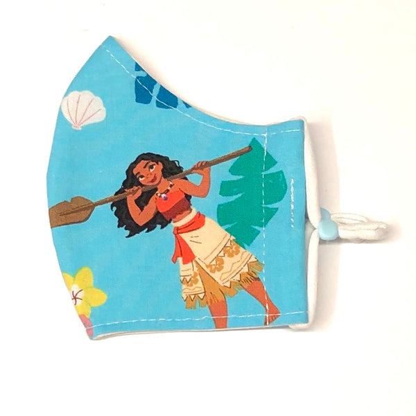 Youth Face Masks (7-12 yrs) - Moana