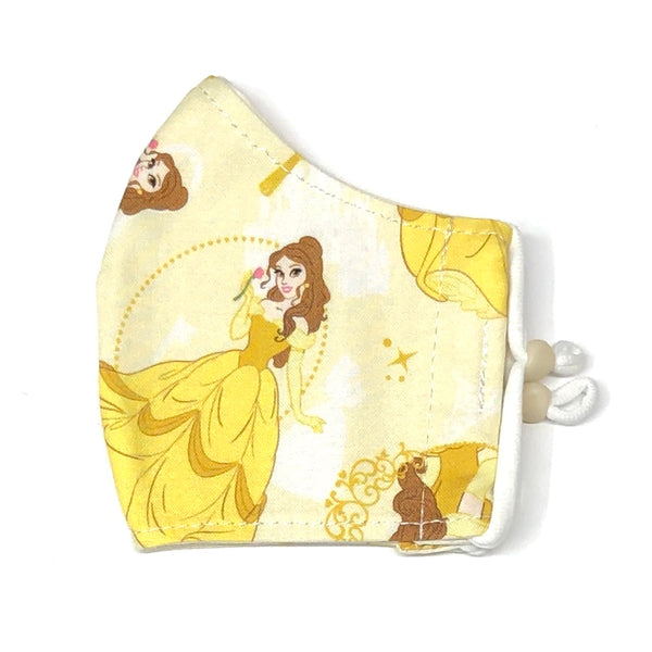 Child Face Masks (3-6yrs) - Belle (Beauty & The Beast)