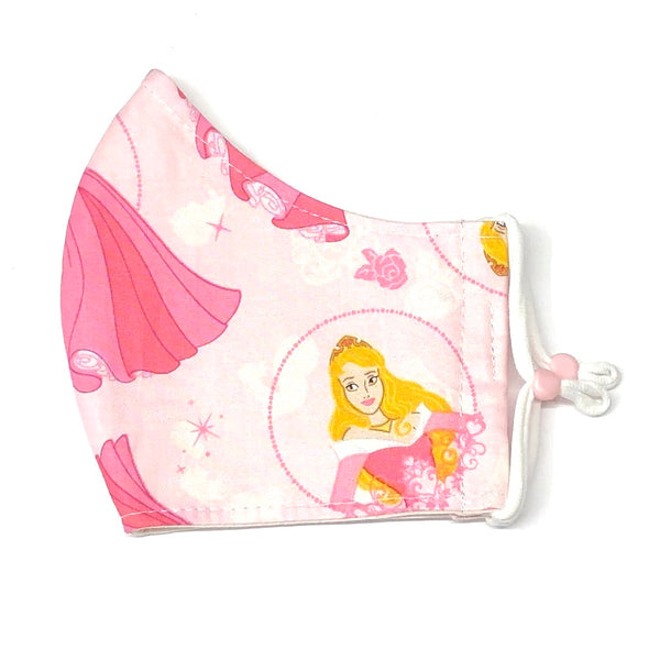 Adult Face Masks - Small/Teen - Aurora (Sleeping Beauty)