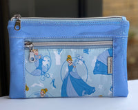 Devon Pouch - Regular - Cinderella Cotton