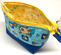 Aava Bag - Small - Looney Toons - Blue