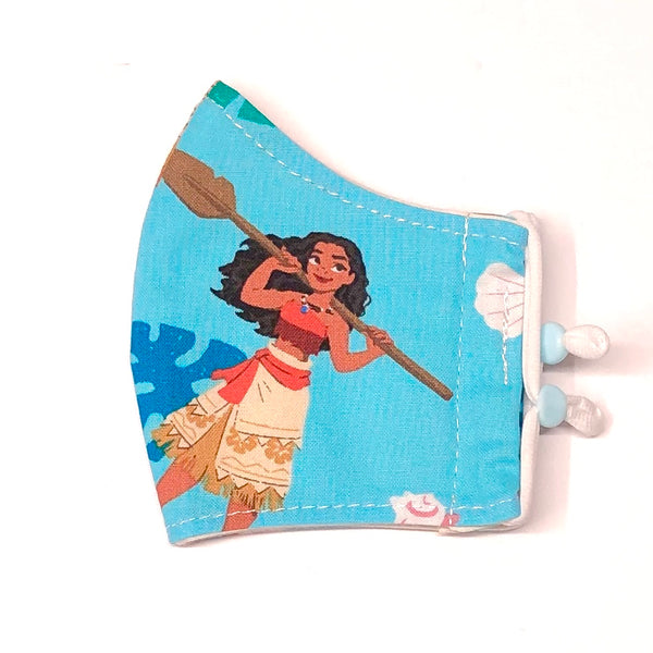 Child Face Masks (3-6yrs) - Moana