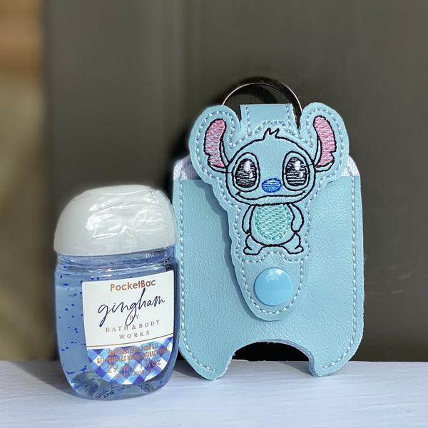 Hand Sanitizer Holders - Stitch