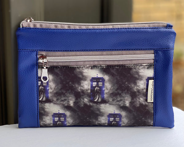 Devon Pouch - Regular - Doctor Who Vinyl