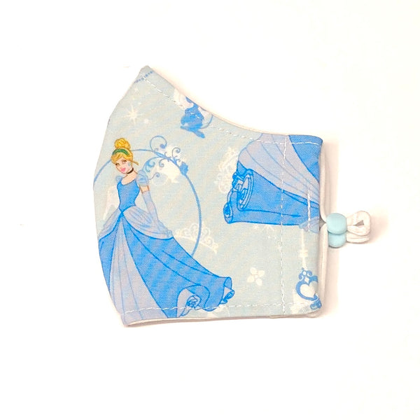 Child Face Masks (3-6yrs) - Cinderella