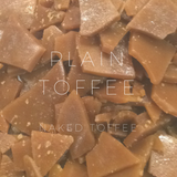 { Plain } Simply Naked Toffee