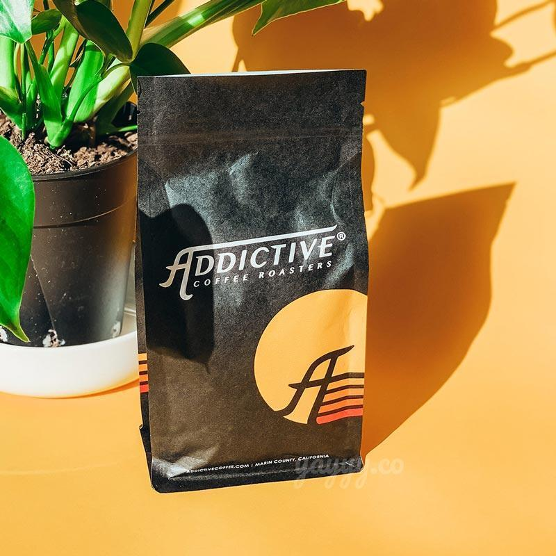 Plant-based coffee bags
