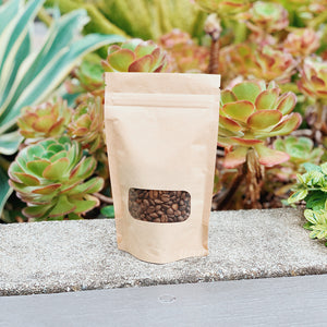 Natural Kraft Window Bags/500 bags