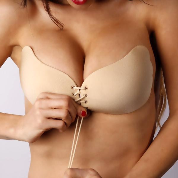 Breast Lift Silicone Bra - 2 Pack