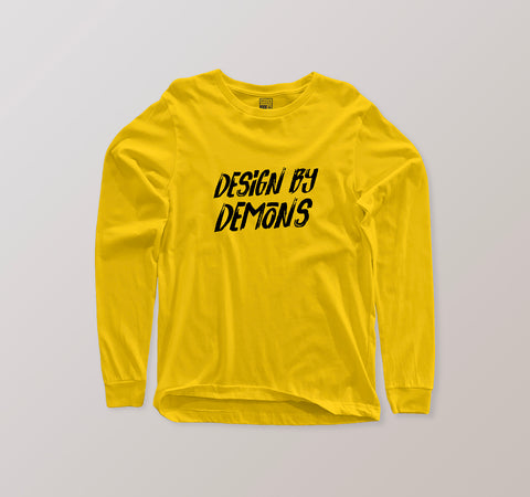 Long Sleeve - Design By Demons - Neo Lemonade