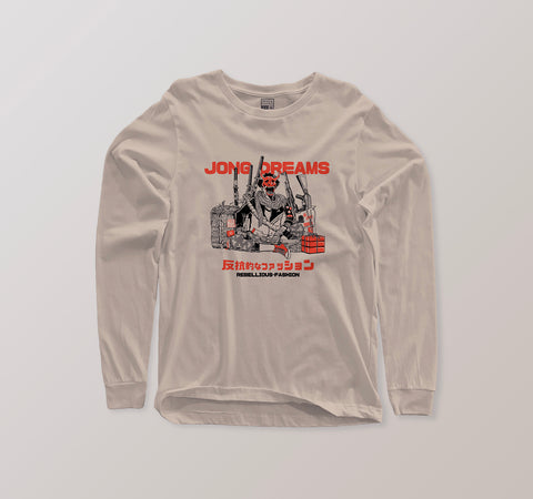Long Sleeve - Young Dreams - Sand