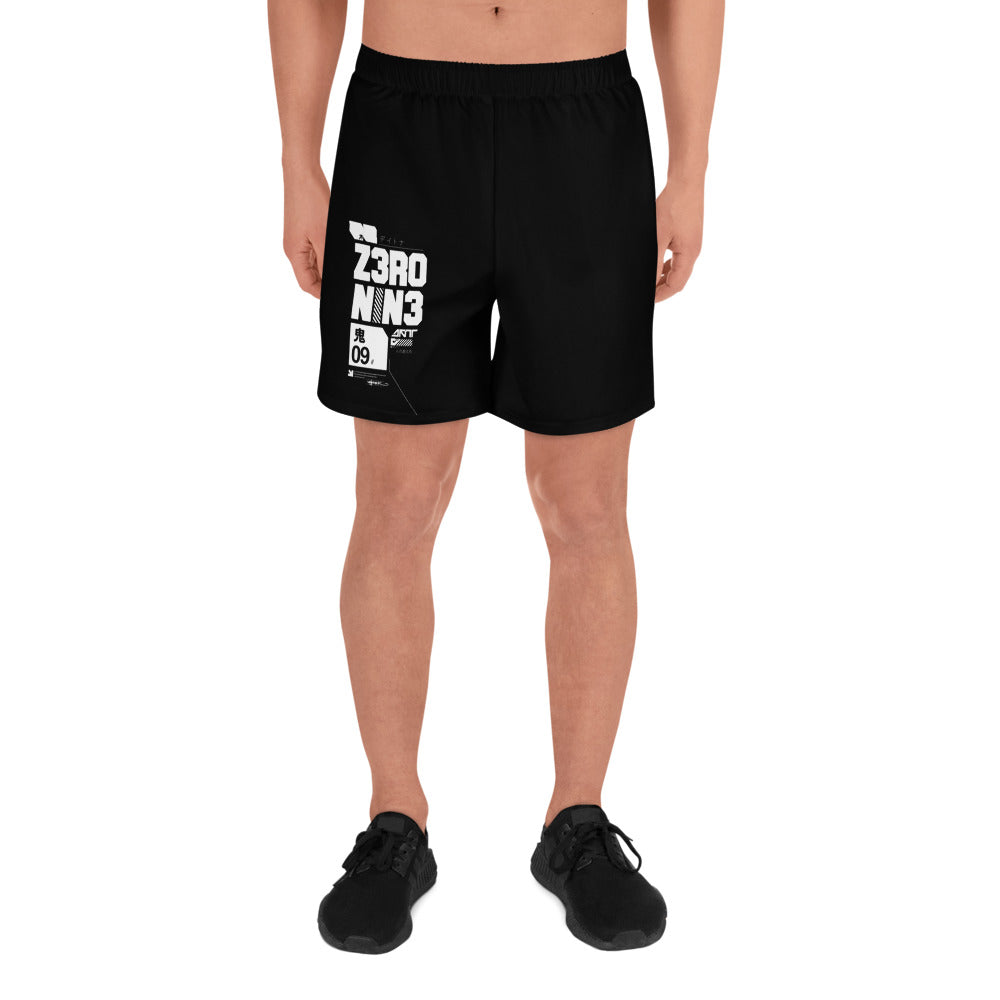 Men's Tech Long Shorts - Zero Nine