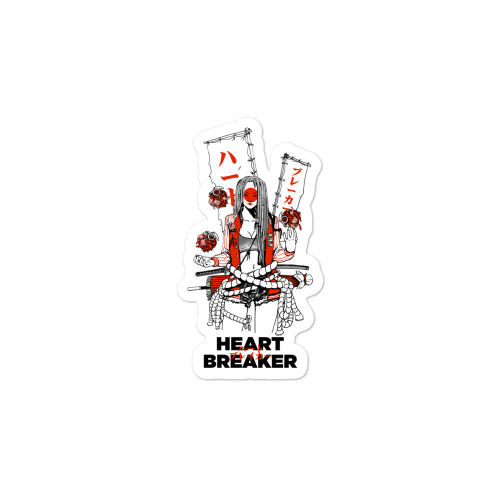 Sticker - Heart Breaker