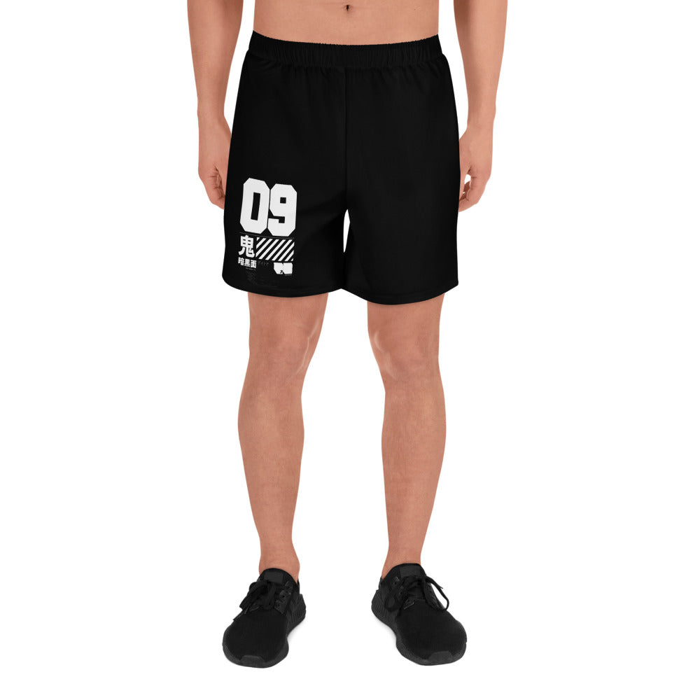 Men's Tech Long Shorts - [ 09 ]
