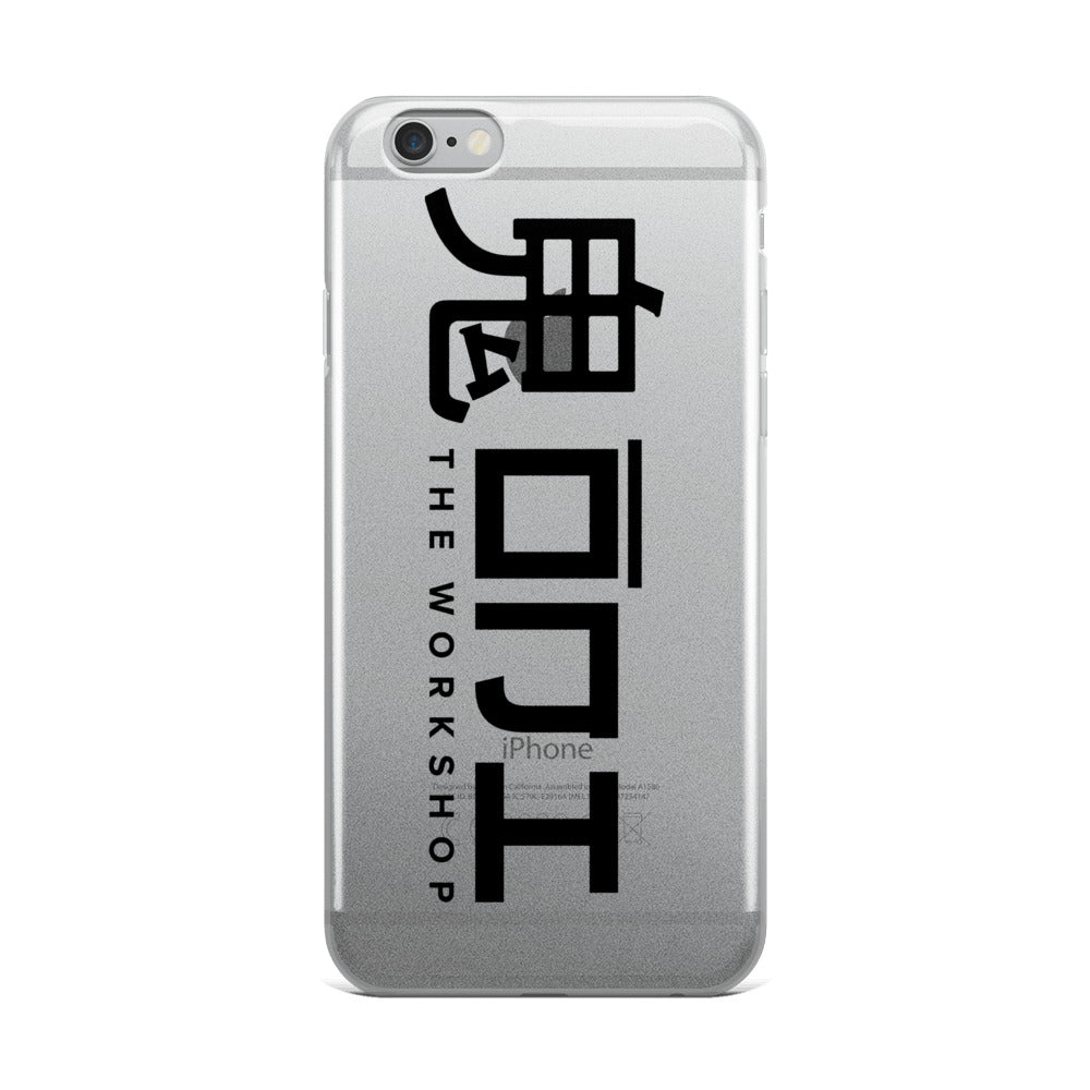 Oni The Workshop - iPhone Case