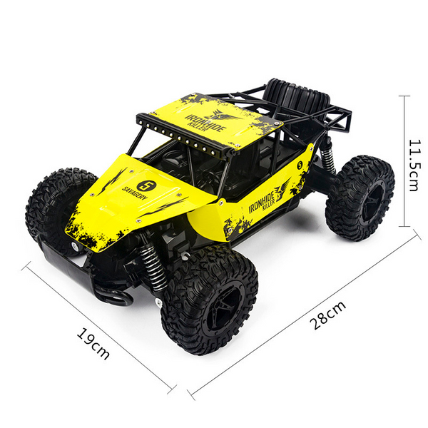 King Cheetah Remote Control RC Car