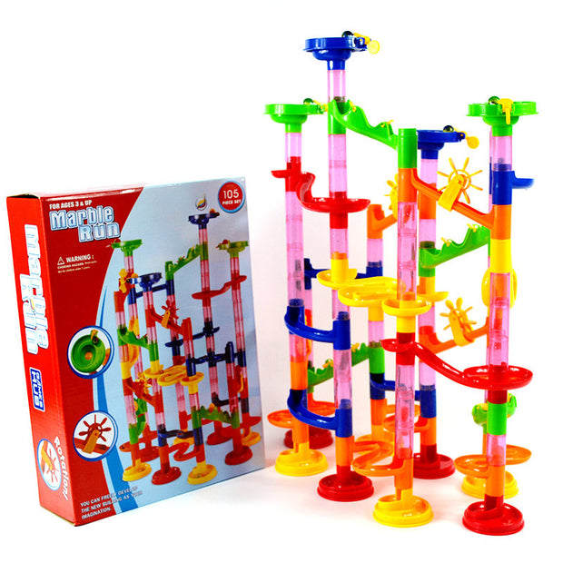 Marble Run 105 pieces