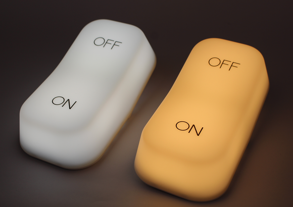 ON-OFF LAMP Rechargeable Night Light