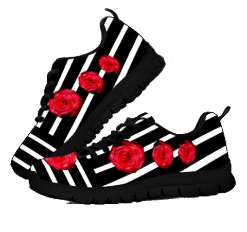 black and white womens sneakers