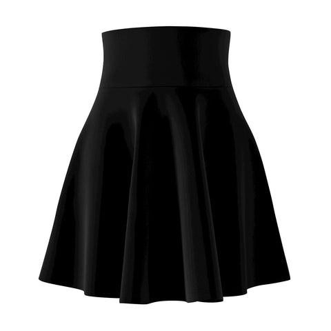 Women's Black Skater Skirt