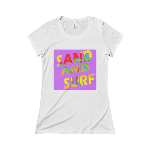 Triblend Short Sleeve Tee SURF AND SAND