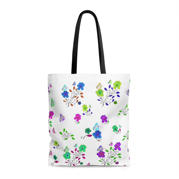 23d7123244 Butterfly Print Tote Bag – Daze and Nites