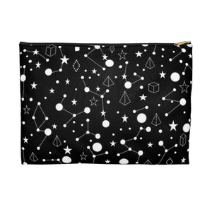 Accessory Pouch Black Galaxy