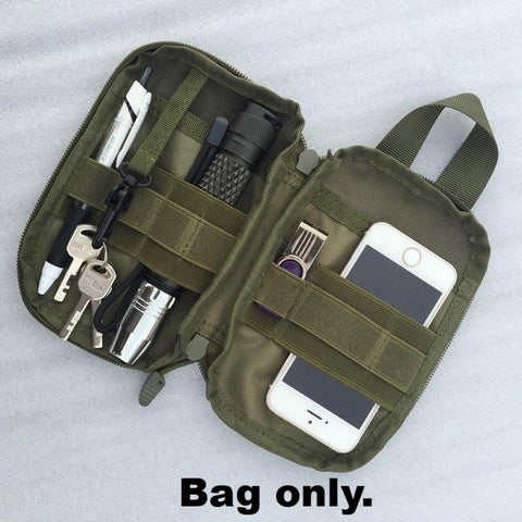 Military Waist Fanny Pack